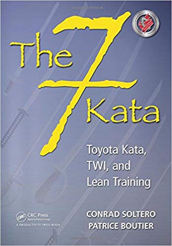 The 7 Kata: Toyota Kata, TWI , and Lean Training