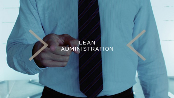 Test – Lean Administration