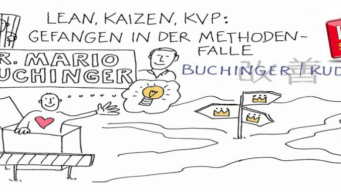 Live Stream am 27. Oktober ab 09.15 Uhr vom V. Symposium Change to Kaizen